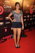 Mauli Dave at Global Indian Music Awards Red Carpet in J W Marriott,Mumbai on 8th Aug 2012 (23).JPG