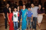 Keerti Nagpure,Aruna Irani,Samir Soni,Ekta Kapoor,Apurva Jyotir,Anmol Jyotir,Sonia Singh on the sets of Parichay - Nayee Zindagi Kay Sapno Ka in Mumbai on 9th Aug 2012 (66).JPG