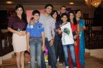 Keerti Nagpure,Aruna Irani,Samir Soni,Ekta Kapoor,Apurva Jyotir,Anmol Jyotir,Sonia Singh on the sets of Parichay - Nayee Zindagi Kay Sapno Ka in Mumbai on 9th Aug 2012 (78).JPG
