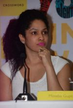 Masaba at Chetan Bhagat_s Book Launch - What Young India Wants in Crosswords, Kemps Corner on 9th Aug 2012 (79).JPG