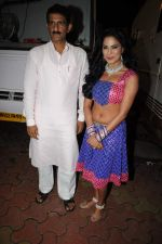 Veena Malik at Dahi Handi events in Mumbai on 10th Aug 2012  (63).JPG