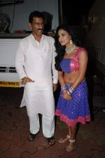 Veena Malik at Dahi Handi events in Mumbai on 10th Aug 2012  (64).JPG