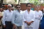 Danny Denzongpa at Ashok Mehta_s funeral in Mumbai on 17th Aug 2012 (112).JPG