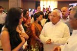 Veena Malik with Laloo Prasad Yadav at Sahara Channel Launch.jpg
