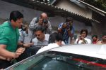 at Ashok Mehta_s funeral in Mumbai on 17th Aug 2012 (1).JPG