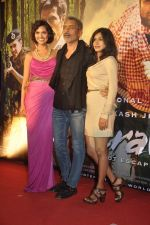 Anjali Patil, Prakash Jha, Esha Gupta at the First look launch of Chakravyuh in Cinemax on 17th Aug 2012 (127).JPG