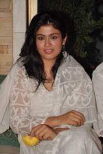 Anurita Jha with Cast of Gangs of Wasseypur 2 at Iftaar party in Bandra,Mumbai on 17th Aug 2012 (29).JPG