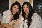 Huma Qureshi, Anurita Jha with Cast of Gangs of Wasseypur 2 at Iftaar party in Bandra,Mumbai on 17th Aug 2012 (45).JPG