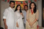 Nawazuddin Siddiqui, Huma Qureshi, Anurita Jha, Vineet Singh with Cast of Gangs of Wasseypur 2 at Iftaar party in Bandra,Mumbai on 17th Aug 2012 (44).JPG