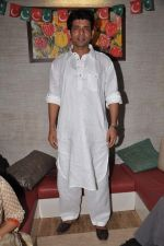 Vineet Singh with Cast of Gangs of Wasseypur 2 at Iftaar party in Bandra,Mumbai on 17th Aug 2012 (65).JPG