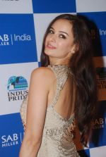 Evelyn Sharma on the red carpet of Indus Pride in ITC Parel on 18th Aug 2012 (139).JPG