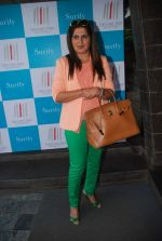 Anna Singh at the launch of new collection in 212 on 22nd Aug 2012 (219).JPG