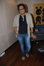 Shamir Tandon at the Recording of Indian Idol The Fabulous Four in Mumbai on 24 August 2012  (5).JPG