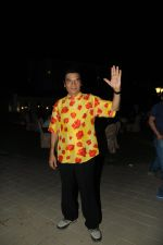 Asrani at Pyaar Ka Bhopu song picturisation completion party on 27th Aug 2012.JPG