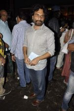 Pawan Malhotra at A K Hangal_s prayer meet in Juhu, Mumbai on 27th Aug 2012 (49).JPG