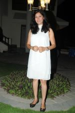 Producer Vandana Jain at Pyaar Ka Bhopu song picturisation completion party on 27th Aug 2012.JPG