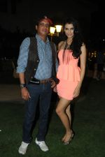 Sunil Aginihotri  and Gabriel at Pyaar Ka Bhopu song picturisation completion party on 27th Aug 2012.JPG