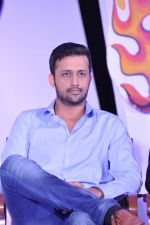Atif Aslam at Sur Kshetra launch in Taj Land_s End, Mumbai on 30th Aug 2012 (101).JPG