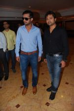 Himesh Reshammiya, Atif Aslam at Sur Kshetra launch in Taj Land_s End, Mumbai on 30th Aug 2012 (21).JPG