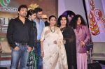 Himesh Reshammiya, Atif Aslam, Ayesha Takia, Asha Bhosle at Sur Kshetra launch in Taj Land_s End, Mumbai on 30th Aug 2012 (67).JPG