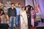 Himesh Reshammiya, Atif Aslam, Ayesha Takia, Asha Bhosle, Boney Kapoor at Sur Kshetra launch in Taj Land_s End, Mumbai on 30th Aug 2012 (89).JPG