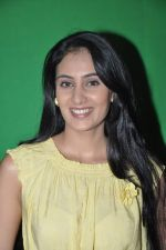 Sai Lokur at Marathi version of No Entry press meet in Filmalaya on 1st Sept 2012 (36).JPG