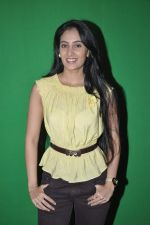Sai Lokur at Marathi version of No Entry press meet in Filmalaya on 1st Sept 2012 (38).JPG
