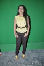 Sai Lokur at Marathi version of No Entry press meet in Filmalaya on 1st Sept 2012 (37).JPG