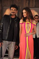 Evelyn Sharma at Blenders Pride Fashion tour 2012 preview in Mehboob Studio on 2nd Sept 2012 (274).JPG