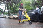 Rannvijay Singh launches Trikke three wheeler carving vehicles in Mumbai on 4th Sept 2012 (22).JPG