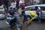 Rannvijay Singh launches Trikke three wheeler carving vehicles in Mumbai on 4th Sept 2012 (5).JPG