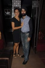 A D Singh at model Mausami Badra_s birthday bash in Vie Lounge on 6th Sept 2012 (61).JPG