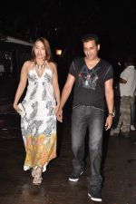 Ganesh Hegde at Raj Kundra_s birthday bash in Juhu, Mumbai on 8th Sept 2012 (78).JPG