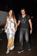 Ganesh Hegde at Raj Kundra_s birthday bash in Juhu, Mumbai on 8th Sept 2012 (79).JPG