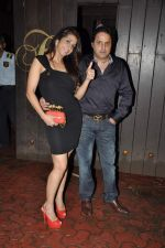 Krishika Lulla at Raj Kundra_s birthday bash in Juhu, Mumbai on 8th Sept 2012 (34).JPG