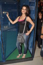 Madhurima Banerjee at Kamaal Dhamaal Malamaal promotions in R City Mall on 9th Sept 2012 (152).JPG