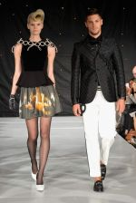 Model walk the ramp for Mercedes Benz Fashion Week Spring 2013 Preliminary Schedule on 6th Sept 2012 (266).JPG