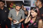 Shreyas Talpade, Madhurima Banerjee at Kamaal Dhamaal Malamaal promotions in R City Mall on 9th Sept 2012 (141).JPG