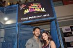 Shreyas Talpade, Madhurima Banerjee at Kamaal Dhamaal Malamaal promotions in R City Mall on 9th Sept 2012 (153).JPG