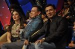 Kareena Kapoor, Madhur Bhandarkar, Mithun Chakraborty on the sets of Zee Dance Ke Superstar in Famous on 10th Sept 2012 (131).JPG