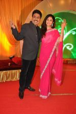 Shailesh Lodha, Neha Mehta at SAB Tv launches Waah Waah Kya Baat Hai in J W Marriott, Mumbai on 10th Sept 2012 (35).JPG
