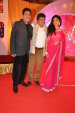 Shailesh Lodha, Neha Mehta at SAB Tv launches Waah Waah Kya Baat Hai in J W Marriott, Mumbai on 10th Sept 2012 (48).JPG