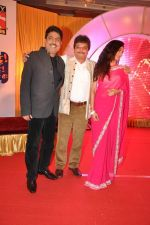 Shailesh Lodha, Neha Mehta at SAB Tv launches Waah Waah Kya Baat Hai in J W Marriott, Mumbai on 10th Sept 2012 (50).JPG