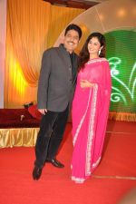 Shailesh Lodha, Neha Mehta at SAB Tv launches Waah Waah Kya Baat Hai in J W Marriott, Mumbai on 10th Sept 2012 (56).JPG