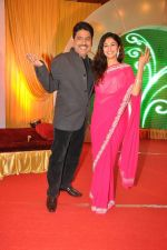 Shailesh Lodha, Neha Mehta at SAB Tv launches Waah Waah Kya Baat Hai in J W Marriott, Mumbai on 10th Sept 2012 (64).JPG