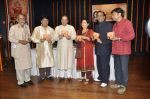 Anup Jalota, Nihaarika Sinha at the music album launch of Nihaarika Sinha_s new devotional album on 11th Sept 2012 (11).JPG