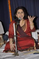 Nihaarika Sinha at the music album launch of Nihaarika Sinha_s new devotional album on 11th Sept 2012 (29).JPG