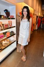 Parvati Melton at Nee & Oink launch their festive kidswear collection at the Autumn Tea Party at Chamomile in Palladium, Mumbai ON 11th Sept 2012 (67).JPG