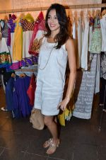 Parvati Melton at Nee & Oink launch their festive kidswear collection at the Autumn Tea Party at Chamomile in Palladium, Mumbai ON 11th Sept 2012 (69).JPG