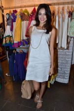 Parvati Melton at Nee & Oink launch their festive kidswear collection at the Autumn Tea Party at Chamomile in Palladium, Mumbai ON 11th Sept 2012 (70).JPG
